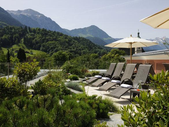 Hotel Berchtesgaden  Sterne