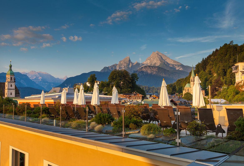Das S Hotel Edelweiss Berchtesgaden Hotelplanung